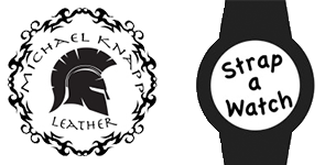 Michael Knapp Leather Logo